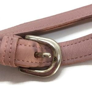 AW Bags - A W Small Pink Bling Crossbody Purse